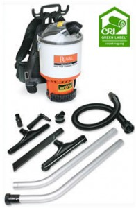 Back Pack Vacuums - MRY4001
